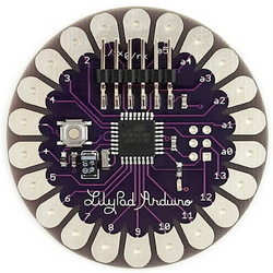 LiliyPad Arduino